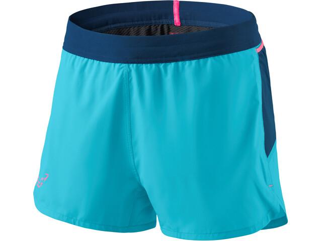 Dynafit Vert 2 Shorts Women, silvretta